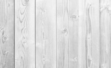 White Wood Wallpaper