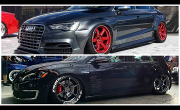 Wide Body Audi S3 Wallpaper