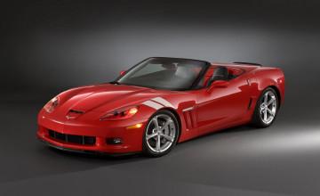 Widescreen Corvette Wallpaper