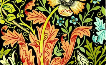 William Morris Reproduction Wallpaper