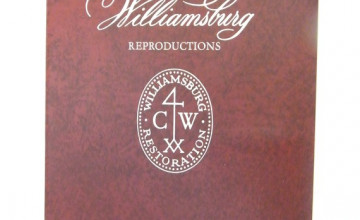 Williamsburg Wallpaper Catalogue