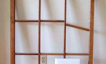 Window Frame Wallpaper