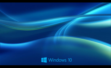 Windows 10 Logo Wallpaper 1920x1080