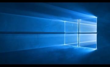 Windows 10 Official Wallpapers