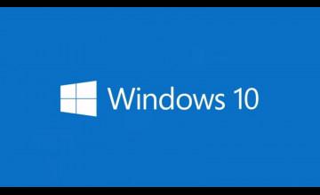 Windows 10 Wallpaper 1600X900