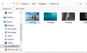 Windows 10 Wallpaper Won\'t Change