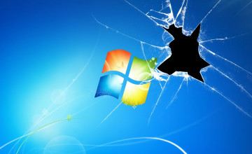 Windows 7 3D Wallpaper 1920x1200