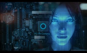 Windows Cortana Wallpaper