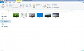 Windows Wallpaper File Location