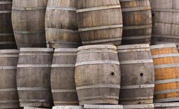 Wine Barrel Wallpaper