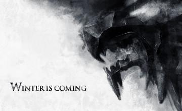 Winter is Coming HD Wallpaper