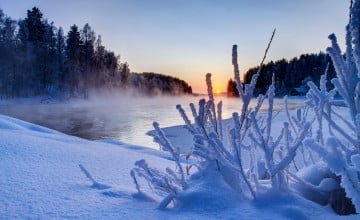 Winter Scenery High Definition Wallpapers