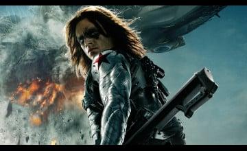 Winter Soldier Wallpaper HD