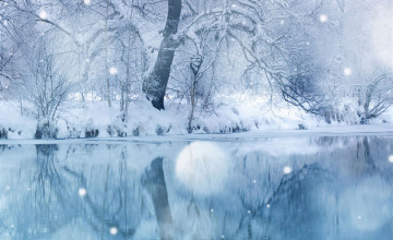 Winter Wallpaper for iPad