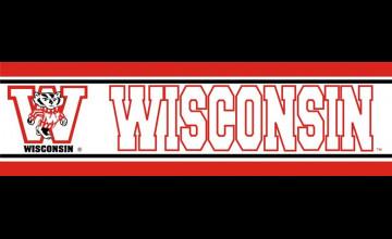 Wisconsin Badgers Wallpaper Borders
