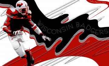 Wisconsin Football Wallpaper
