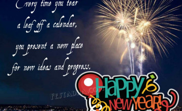 Wish 2020 Happy New Year Wallpapers