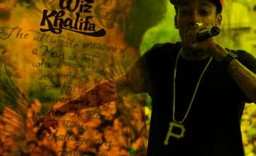 Wiz Khalifa Background