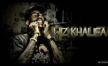 Wiz Khalifa Wallpapers 2015