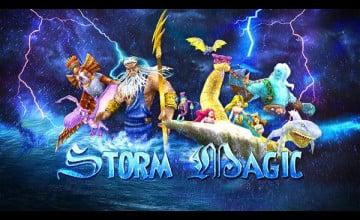 Wizard101 Storm Wallpaper