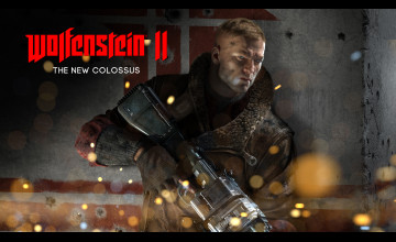 Wolfenstein II: The New Colossus Wallpapers