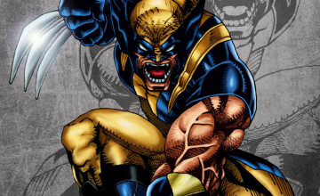 Wolverine Wallpaper Full HD