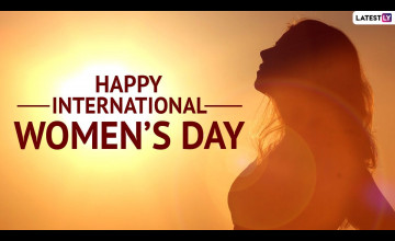 Women's Day 2020 HD Wallpapers
