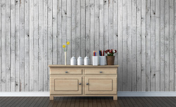 Wood Look Wallpaper for Walls