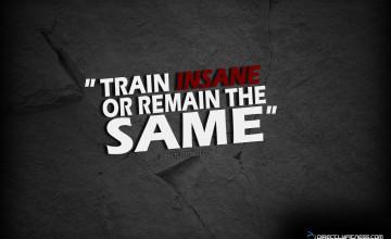 Workout Wallpaper Motivation