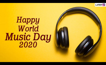 World Music Day Wallpapers