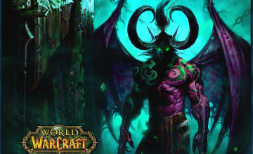 World of Warcraft Wallpapers Free