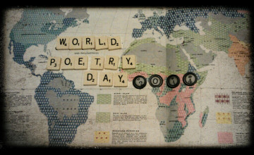 World Poetry Day Wallpapers