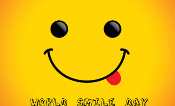 World Smile Day Wallpapers
