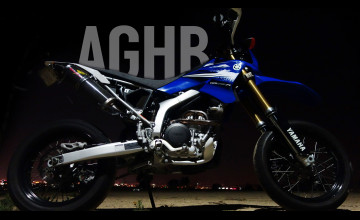 WR250R Background