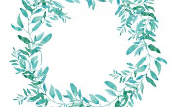 Wreath Background