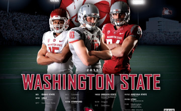 WSU Football Wallpaper