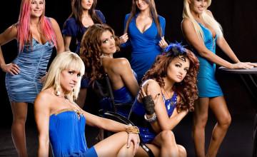 WWE Divas Wallpapers 2011
