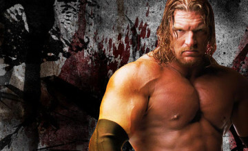 WWE HHH Wallpaper