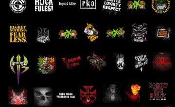 Wwe Logos Wallpapers