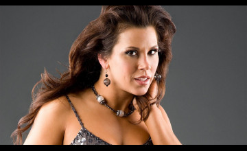 WWE Mickie James 2014 Wallpaper