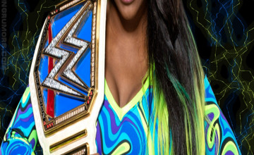 WWE Naomi Wallpapers