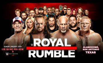 WWE Royal Rumble Wallpapers