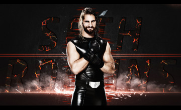 WWE Seth Rollins Wallpaper
