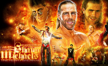 WWE Shawn Michaels Wallpapers