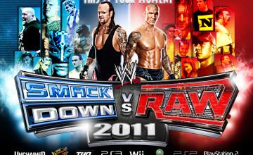 WWE Smackdown vs Raw Wallpaper