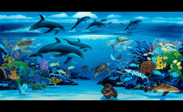 Wyland Wallpaper