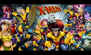 X Men Pictures for Wallpaper