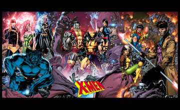 X Men Wallpapers