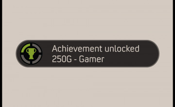 Xbox One Achievement Wallpaper