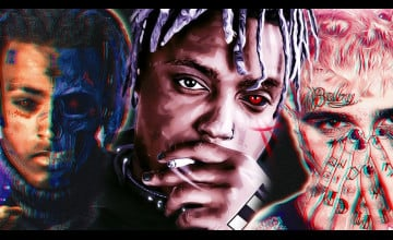 21 Xxxtentacion And Juice Wrld Wallpapers On Wallpapersafari